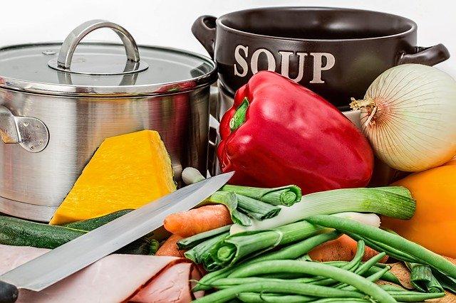 foto in relazione dieta influenza