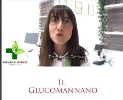 benefici glucomannano