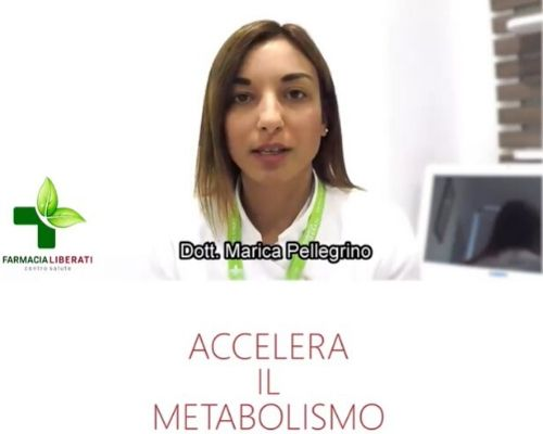 cibi consigliati per accellerare il metabolismo