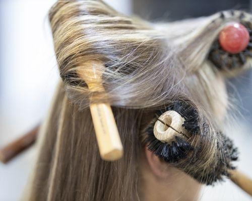 mantenere capelli sani e lucidi