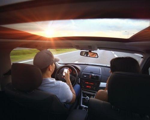 come affrontare il mal d'auto